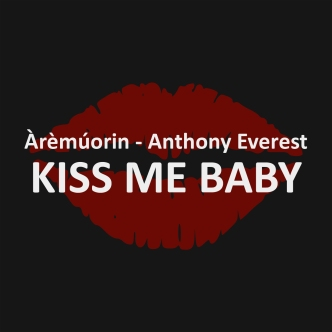 Kiss Me Baby - EP Cover - Aremuorin.com
