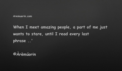 Life Quote's - Meeting, Aremuorin.com