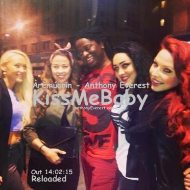 AnthonyEverest.com - KissMeBaby (Reloaded) Out 140215