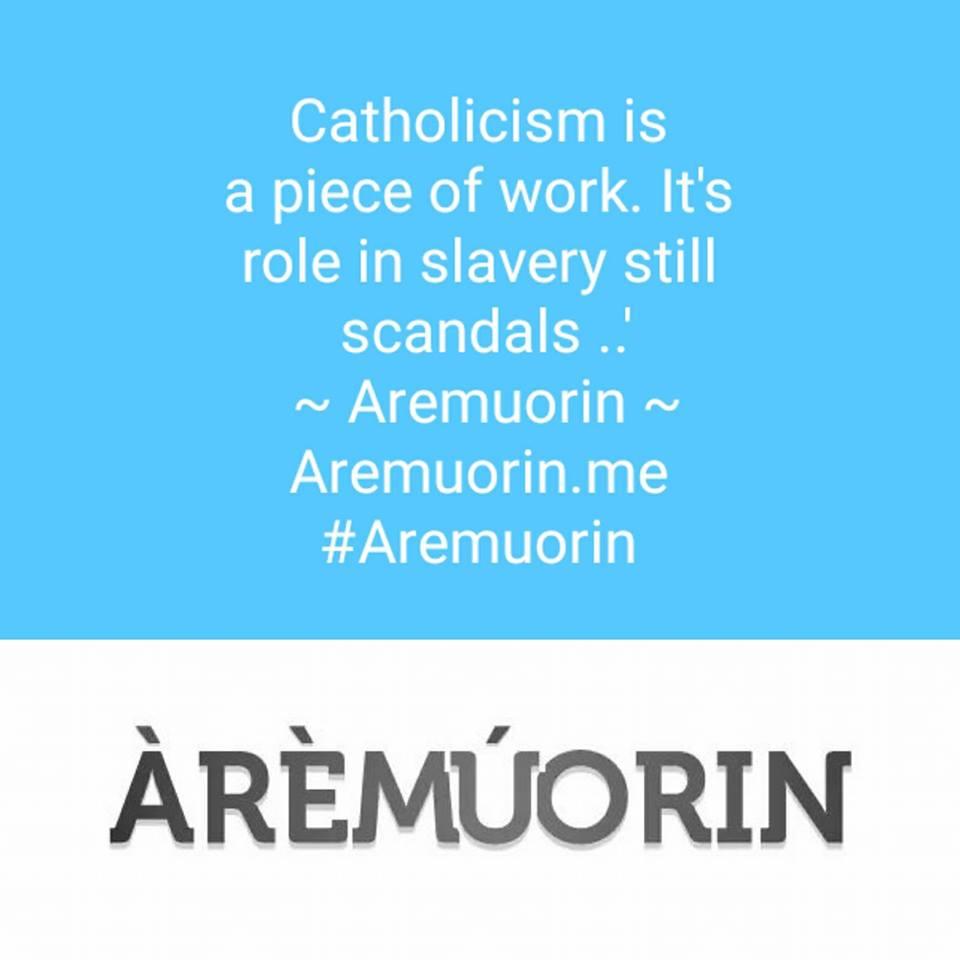 Catholisism - MercyfulGrace - Aremuorin