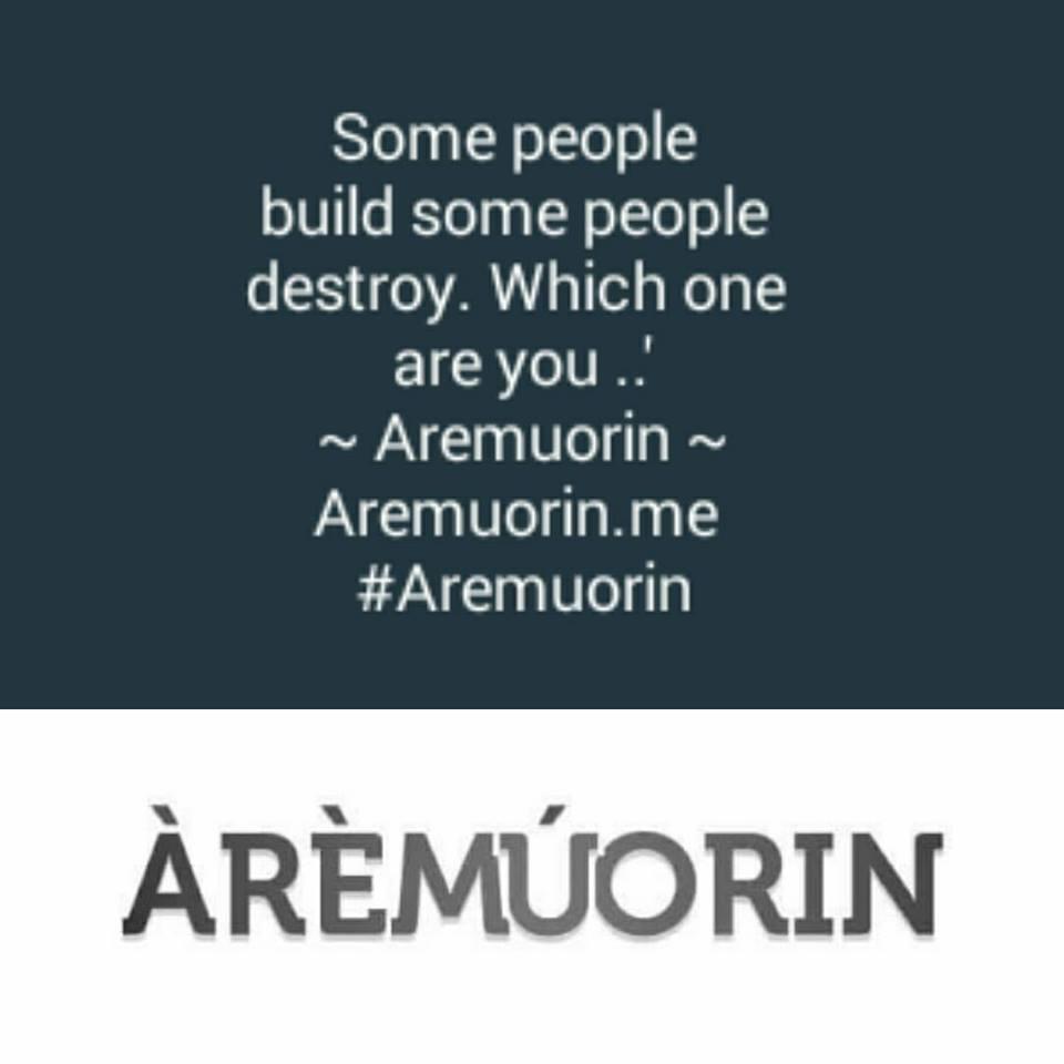 Aremuorin - Builders
