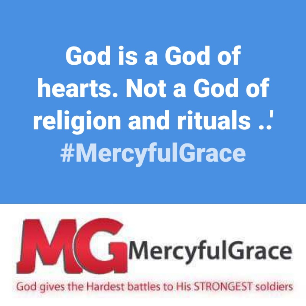 God First - MercyfulGrace