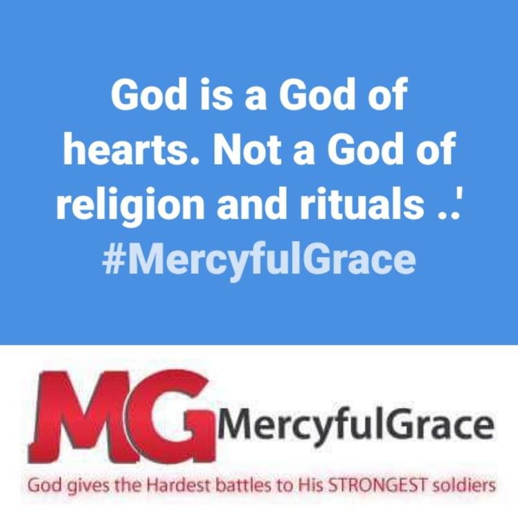 God First - MercyfulGrace